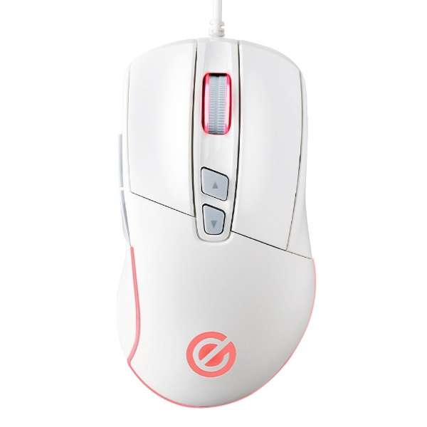 M-G01URWH マウス ホワイト [光学式 /5ボタン /USB /有線]