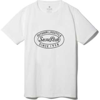 男女兼用 Tシャツ 60th Logo Tshirt 4(Lサイズ/ホワイト)TS-18AU60404WH