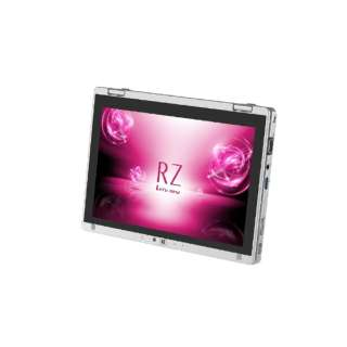 CF-RZ61DFQR ノートパソコン Let's note(レッツノート)RZシリーズ シルバー [10.1型 /intel Core m3 /SSD:128GB /メモリ:8GB /2018年6月モデル]