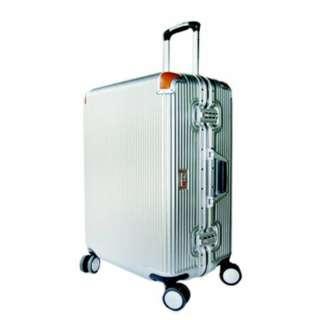 スーツケース64L シルバー SM-C624N [TSAロック搭載]
