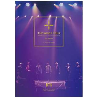 BTS(防弾少年団)/ 2017 BTS LIVE TRILOGY EPISODE III THE WINGS TOUR IN JAPAN ~SPECIAL EDITION~ at KYOCERA DOME 通常盤 【ブルーレイ】
