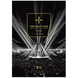 BTS(防弾少年団)/ 2017 BTS LIVE TRILOGY EPISODE III THE WINGS TOUR IN JAPAN ~SPECIAL EDITION~ at KYOCERA DOME 通常盤 【DVD】