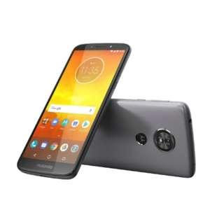 Moto E5 フラッシュグレー 「PACH0011JP」Snapdragon425 5.7型・メモリ/ストレージ:2GB/16GB  nanoSIMx2 DSDS対応 SIMフリースマートフォン