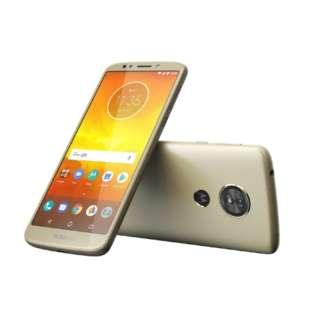 Moto E5 ファインゴールド 「PACH0014JP」Snapdragon425 5.7型・メモリ/ストレージ:2GB/16GB  nanoSIMx2 DSDS対応 SIMフリースマートフォン