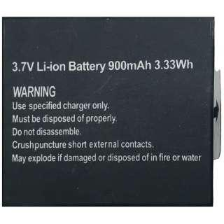 【部品 開封済未使用品】アクションカメラ AC600用 バッテリー