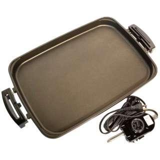 【部品 開封済未使用品】ホットプレート やきやき用平面プレート・温調器セット BG345K02GL-00