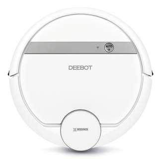 DE5G ロボット掃除機 DEEBOT900 プラチナホワイト