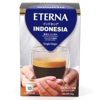 コーヒーカプセル 「ETERNA(エテルナ)」インドネシア