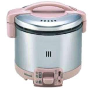 RR-035GS-D-RP ガス炊飯器 こがまる GSシリーズ ローズピンク [3.5合 /プロパンガス]