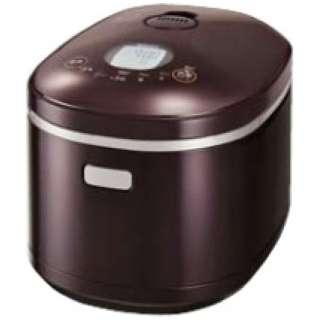 RR-100MST2-DB ガス炊飯器 直火匠(じかびのたくみ) ダークブラウン [1.1升 /都市ガス12・13A]