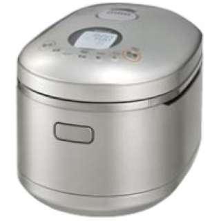 RR-055MST2-PS ガス炊飯器 直火匠(じかびのたくみ) パールシルバー [5.5合 /都市ガス12・13A]