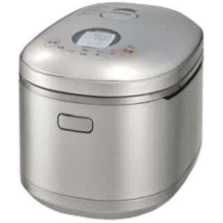 RR-100MST2-PS ガス炊飯器 直火匠(じかびのたくみ) パールシルバー [1.1升 /都市ガス12・13A]