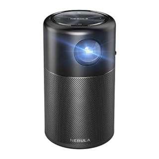モバイルプロジェクター Anker Nebula Capsule D4111511 ブラック