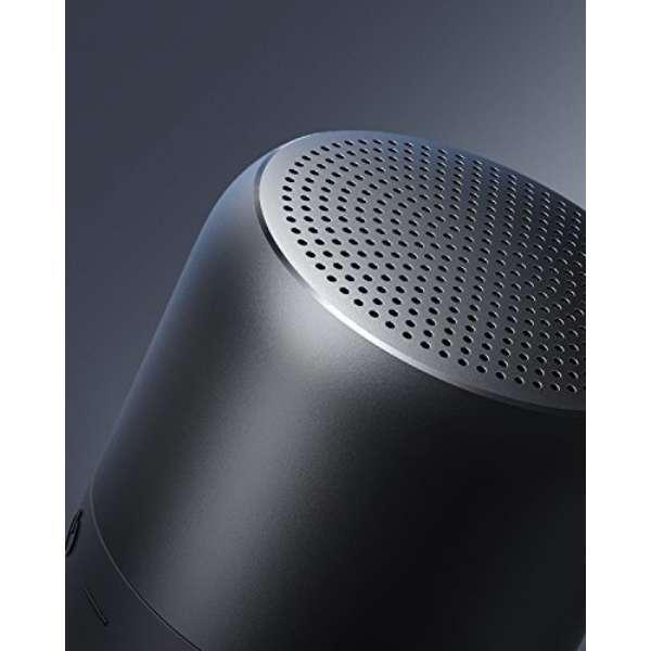 A3107011 ブルートゥース スピーカー Soundcore Mini 2 ブラック [Bluetooth対応 /防水]