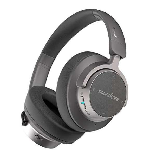 ブルートゥースヘッドホン ブラック A30210F1 [リモコン・マイク対応 /Bluetooth /ノイズキャンセリング対応]