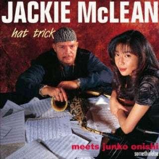 ジャッキー・マクリーン/ ハット・トリック 限定盤 【CD】