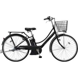 26型 電動アシスト自転車 アシスタプリマ(T.Xクロツヤケシ/内装3段変速)A6PC18【2019年モデル】 【組立商品につき返品不可】