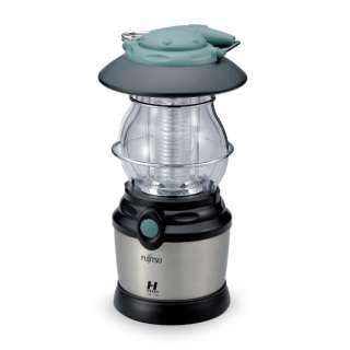 スーパーLEDランタン H-GRADE グレイ HGL1450F-H [LED /単1乾電池×4 /防水]
