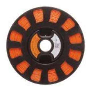 Robox3Dプリンタ-用フィラメントABS/オレンジ RBX-ABS-OR023 オレンジ