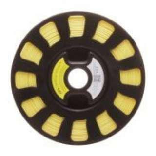 Robox3Dプリンタ-用フィラメントABS/イエロー RBX-ABS-YL504 イエロー