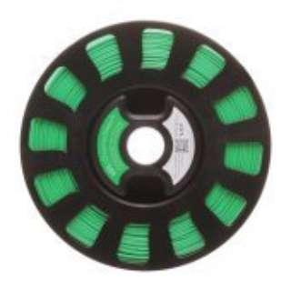 Robox3Dプリンタ-用フィラメントABS/グリーン RBX-ABS-GR499 グリーン