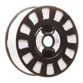 Robox3Dプリンタ-用フィラメントPLA/ホワイト RBX-PLA-WH170 ホワイト