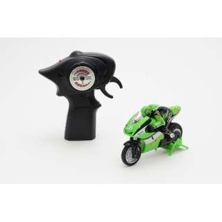 R/Cミニ モーターサイクル(グリーン) CR8012G