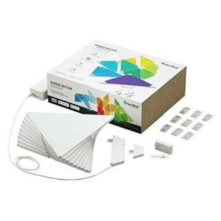 Nanoleaf Aurora Rhythm Smarter Kit NL28-2006TW-9PK-J