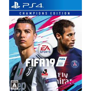 FIFA 19 Champions Edition 【PS4】