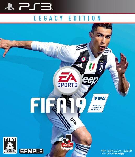 FIFA19 Legacy Edition [PS3]