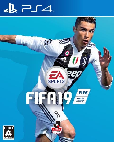 FIFA19 [通常版] [PS4] 製品画像