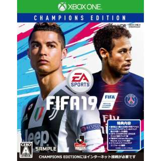 FIFA 19 Champions Edition 【Xbox One】