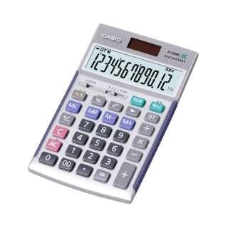 本格実務電卓 JS-20WK [12桁]