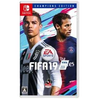 FIFA 19 CHAMPIONS EDITION 【Switch】