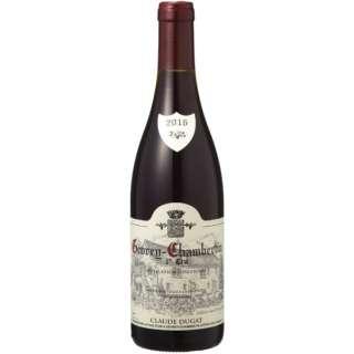 [正規品] クロード・デュガ ジュヴレ・シャンベルタン プルミエ・クリュ 2016 750ml【赤ワイン】
