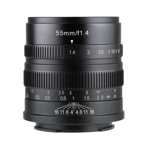 7artisans 55mm F1.4 5514EB [ソニーE用]