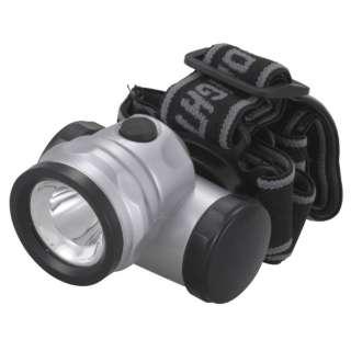 OSH-13H ヘッドライト [LED /単4乾電池×3 /防水]