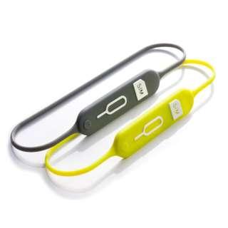S-keeper Travel sim holder グレー/グリーン LT12468 グレー/グリーン
