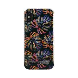 iPhone X FASHION ケース S/S 18 NEON TROPICAL IDFCS18-I8-73