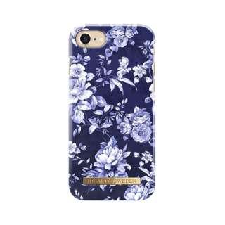iPhone 8/7/6S/6用ケース セイラーブルーブルーム IDFCS18-I7-69