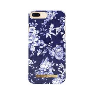 iPhone 8 Plus/7P/6SP/6P用ケース  セイラーブルーブルーム IDFCS18-I7P-69