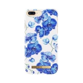 iPhone 8 Plus/7P/6SP/6P用ケース ベイビーブルーオーキッド IDFCS18-I7P-70
