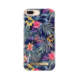 iPhone 8 Plus/7P/6SP/6P用ケース  ミステリアスジャングル IDFCS18-I7P-72