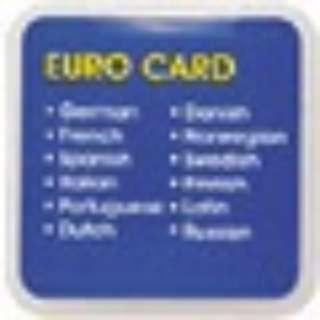 GT-V5/GT-V4対応オプション言語カード ユーロ言語カード GLC-EU12