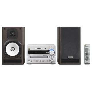ミニコンポ ONKYO ダイダイ X-NFR7FX(D) [ワイドFM対応 /Bluetooth対応 /ハイレゾ対応]