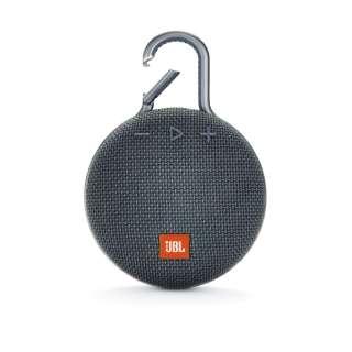 JBLCLIP3BLU ブルートゥース スピーカー ブルー [Bluetooth対応 /防水]