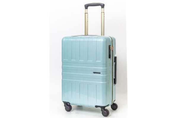 スーツケースのおすすめ11選 スカイナビゲーター ミントヘアライン(37L)