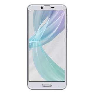 【防水・おサイフケータイ】AQUOS sense plus ホワイト SH-M07-W  Snapdragon 630 5.5型ワイド メモリ/ストレージ: 3GB/32GB nanoSIM SIMフリースマートフォン