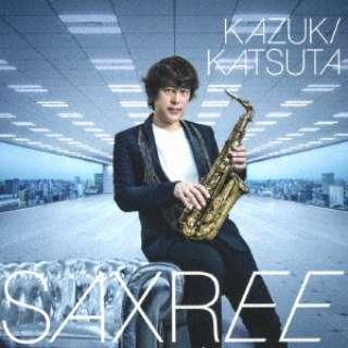 勝田一樹/ SAXREE 【CD】