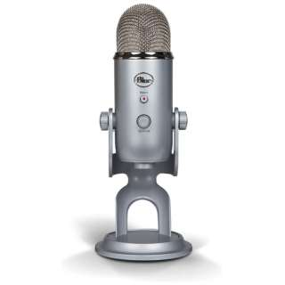 【Blue Microphones】Yeti - Silver 1950 SLIVER